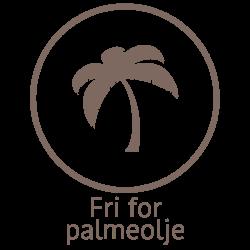 Illustrasjon fri for palmeolje til naturlig og plantebasert såpe