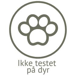 Illustrasjon ikke testet på dyr